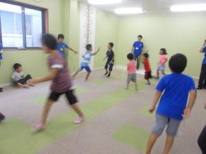 運動会予行練習 児童発達支援事業 放課後等デイサービス ほしぞら