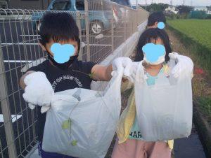 9/16(木) ボランティア活動